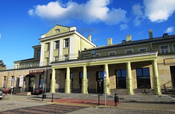 Umowy z projektantem dworców w Białymstoku i Skarżysku podpisane