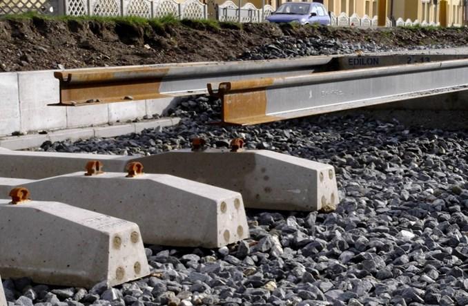 Początek kolejnych prac tramwajowych w Bytomiu