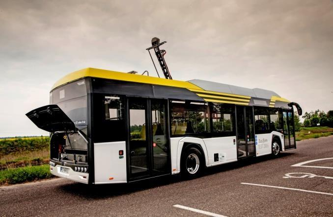 Solaris: Popyt na elektrobusy wzrośnie 10-krotnie