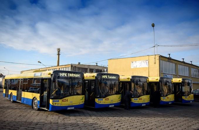 Tarnów kupuje 5 niskopodłogowych autobusów