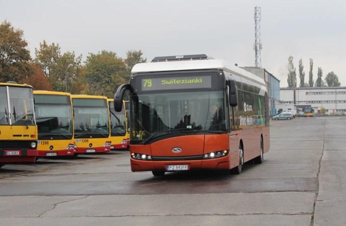 MPK Łódź: Elektryczny autobus przez centrum, niskopodłogowy tramwaj na Dąbrowę