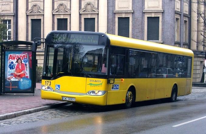 Katowice ponownie rozpisują przetarg na pięć elektrobusów