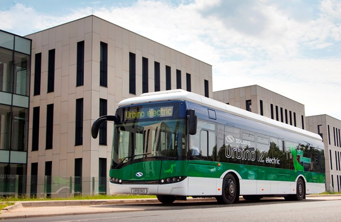 Solaris: Autobusy elektryczne są przyszłością komunikacji miejskiej