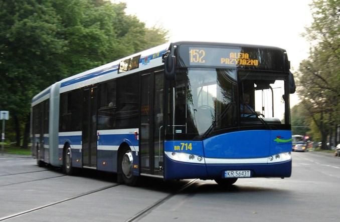 Krakowski leasing. Solaris dostarczy autobusy, a nie tańszy Mercedes