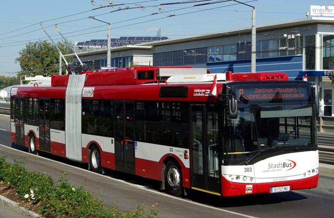 Solaris z umową na 80 trolejbusów do Mediolanu