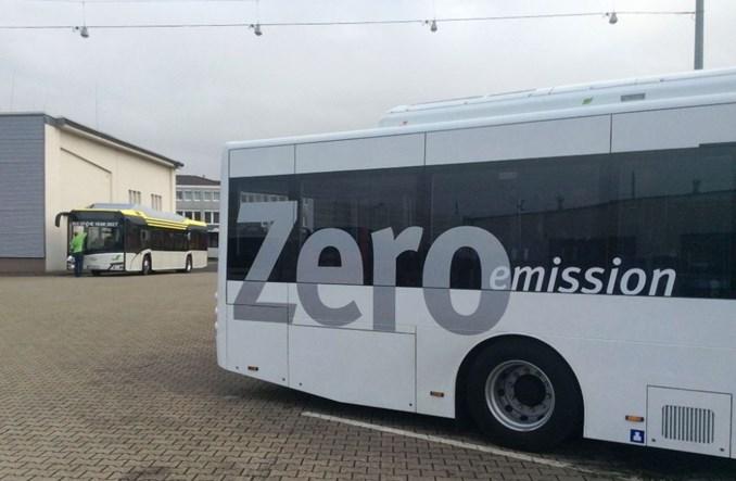 Bonn. Czym chce się wyróżniać Solaris w teście elektrobusów?