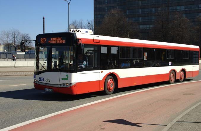 24 nowe Solarisy w Sosnowcu