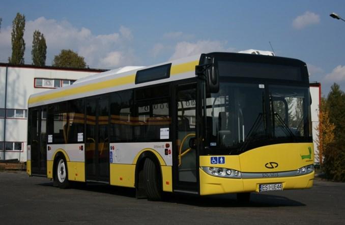 Sieradz zamawia osiem autobusów