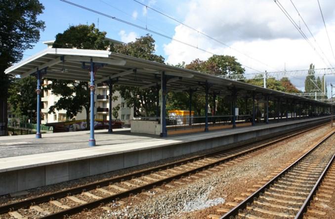 Trwa modernizacja stacji Sopot