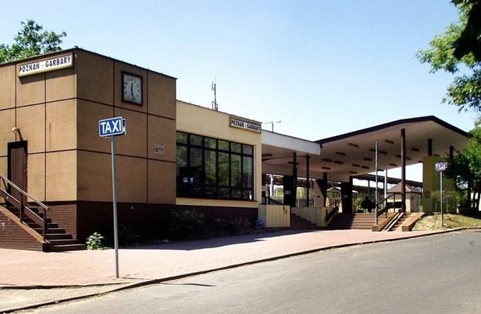 Dworzec Poznań Garbary do przebudowy
