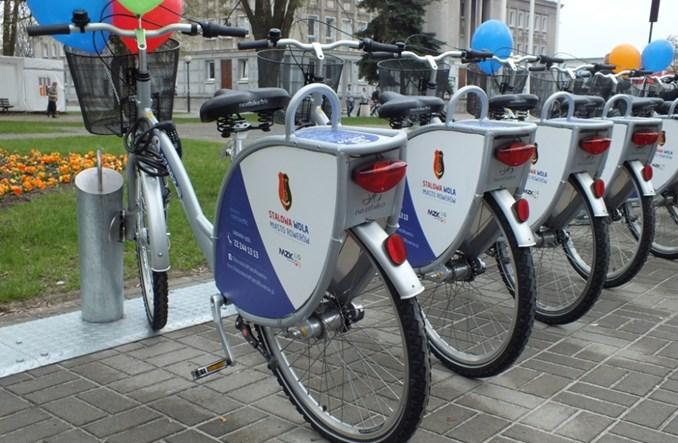 Stalowa Wola chce więcej roweru publicznego