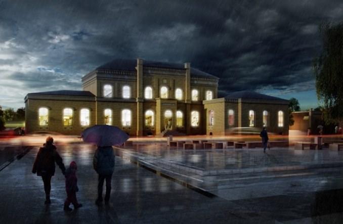 Starogard Gdański przebuduje dworzec i stworzy węzeł