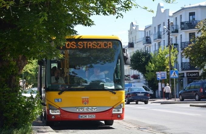 Powstanie buspas z Pruszkowa do Warszawy w czasie remontu torów?