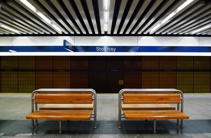 Odszedł Ryszard Bojar – twórca informacji pasażerskiej w metrze i znaku CPN