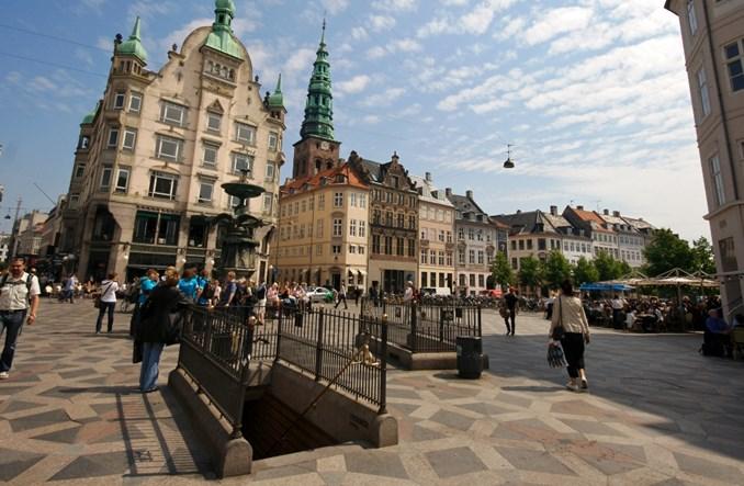 Kopenhaga: Pół wieku deptaka