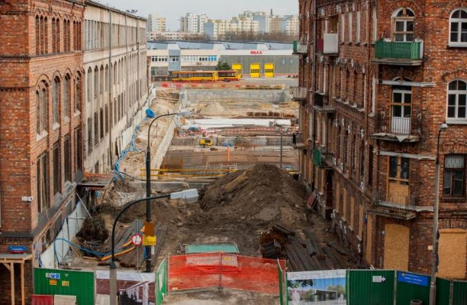Aneksy na budowę metra na Targówek. Więcej pieniędzy dla Astaldi za dodatkowe prace