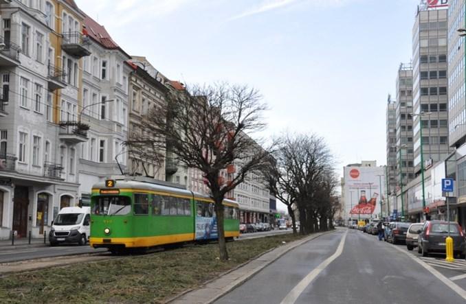 Poznań. Tramwaje wracają na Święty Marcin