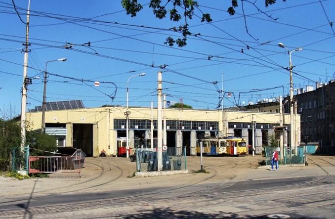 Szczecin znów szuka projektanta dla przebudowy zajezdni Golęcin