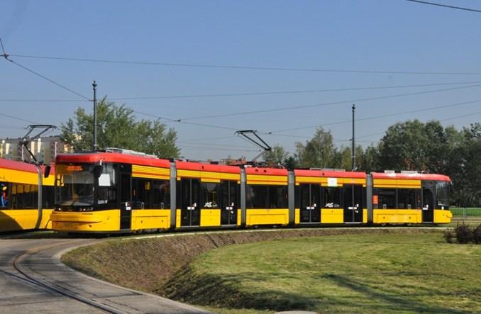 Warszawa: Aż 31 km nowych tras tramwajowych do 2023 r.