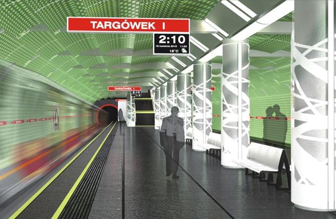 Rozbudowa II linii metra. Otwarcie ofert przesunięte