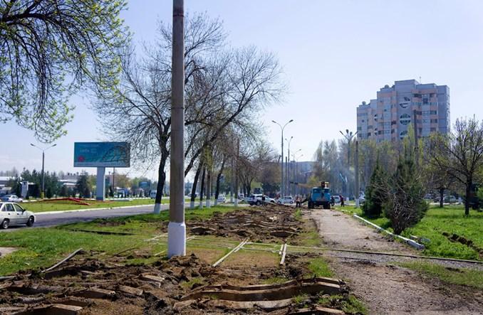 Stolica Uzbekistanu zlikwiduje sieć tramwajową