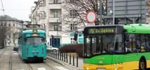 Poznań z elektrobusami czeka na innych. Najpierw większy udział transportu