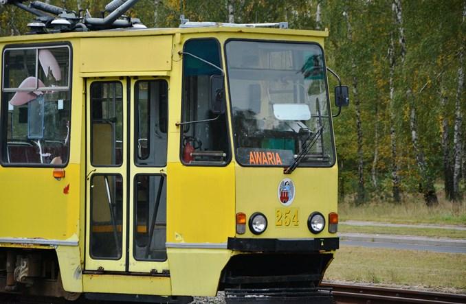 Toruńskie cmentarzysko tramwajów