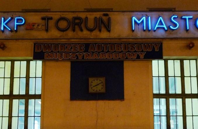 Remont dworca Toruń Miasto bez udziału miasta?