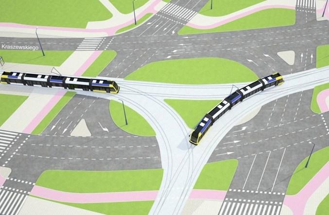 Bardzo droga przebudowa i rozbudowa tramwaju w centrum Torunia