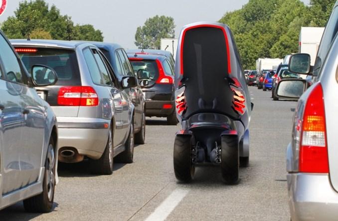Triggo. Polski pomysł na połączenie samochodu i motocykla