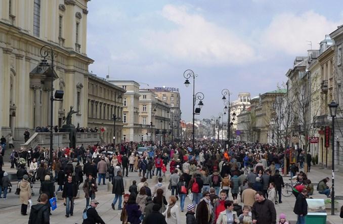 Wojna o tramwaje na Trakcie Królewskim w stolicy