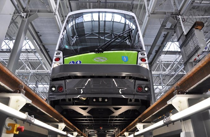 Kolejny problem tramwajowy Olsztyna. Tym razem z Tramino