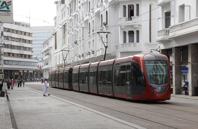 50 kolejnych tramwajów Alstomu pojedzie do Casablanki