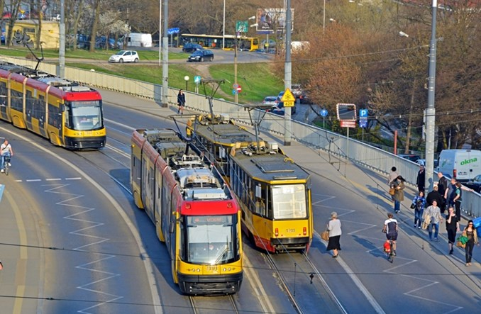 Warszawa szykuje się na wakacje i remonty. Trzy trasy zamknięte