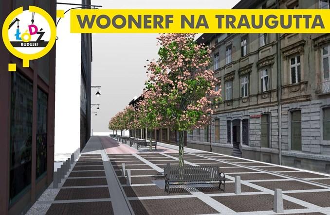 Łódź buduje kolejny woonerf