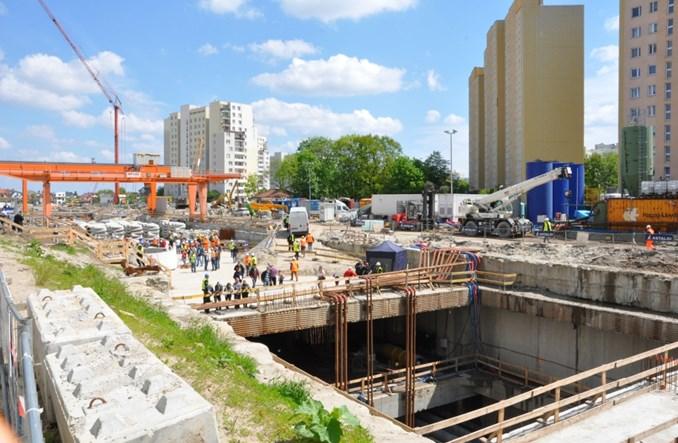 Metro na Targówek: Pierwsze metry tunelu wydrążone
