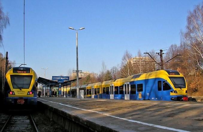 Tychy: pociągi KŚ nie będą zatrzymywać się na stacji Miasto