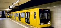 Stadler buduje 27 kolejnych pociągów metra dla Berlina