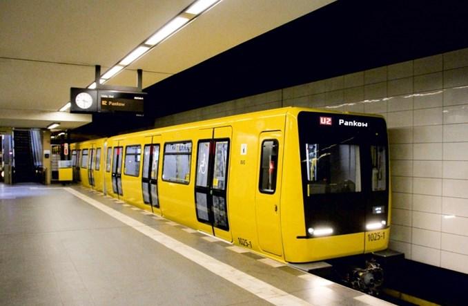 Stadler bliżej dostaw 1500 wagonów metra dla Berlina