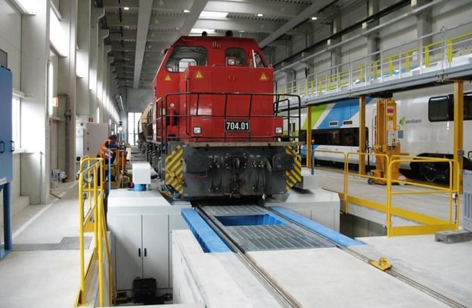 Polski Rafamet dla metra w Iranie