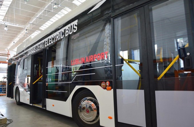 Prezes Ursus SA: Autobus elektryczny to dopiero początek