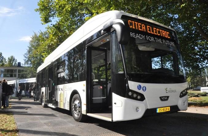 Mediolan. Pierwsze autobusy elektryczne VDL trafią do Włoch