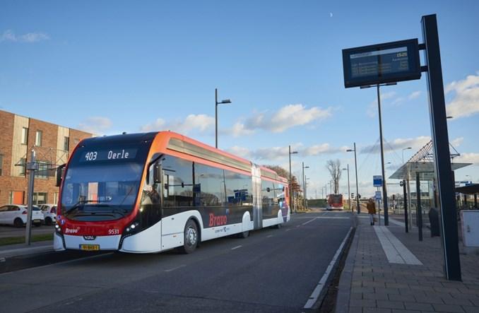 Eindhoven. Autobusy elektryczne VDL przejechały milion kilometrów
