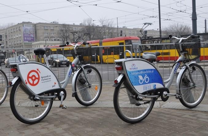 Warszawa: Będą nowe stacje Veturilo? Zależy od ceny