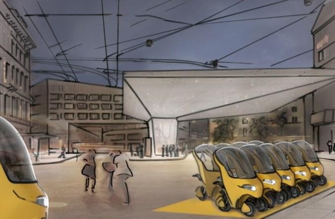 BICAR – elektryczny pojazd miejski