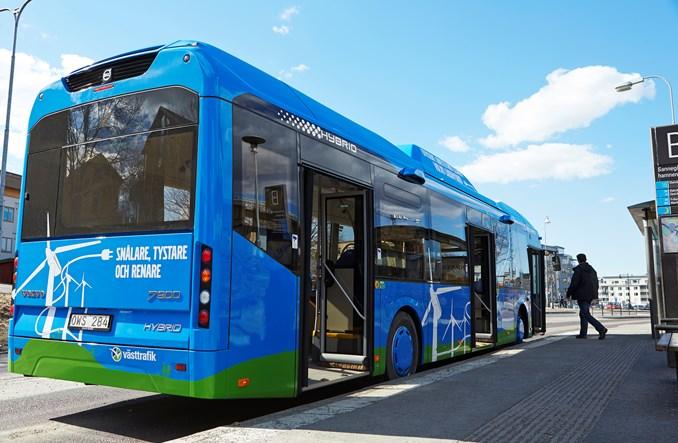 Volvo i ABB będą razem robiły autobusy elektryczne