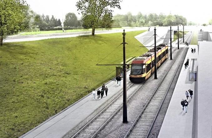 Warszawa: Mieszkańcy wybrali tramwaj na Kasprzaka
