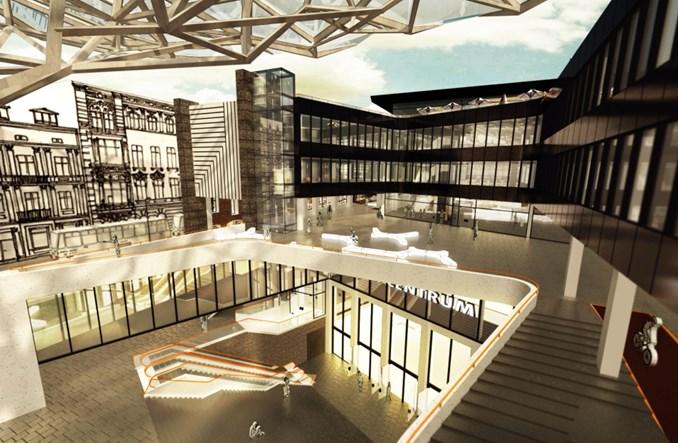 Łódź: Studenci zaprojektowali przyszły przystanek Centrum