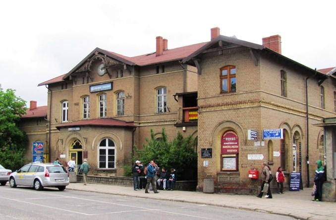 Dworzec w Wejherowie czekają dalsze prace remontowe