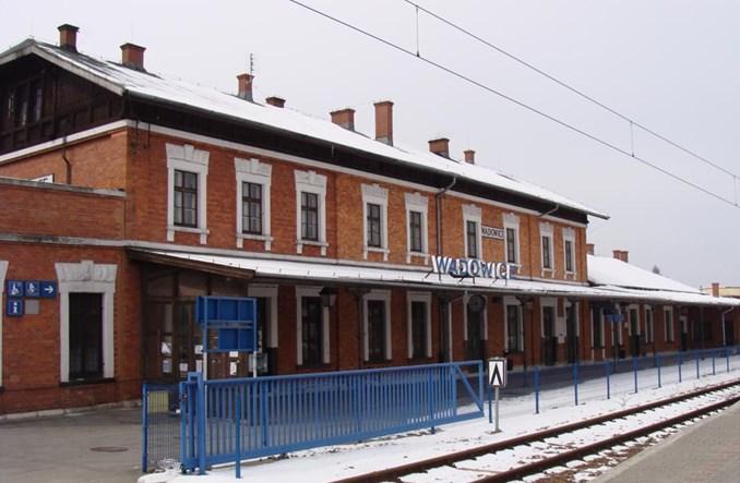 Dworzec w Wadowicach przejmie gmina